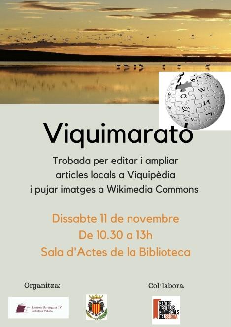 Viquimarató